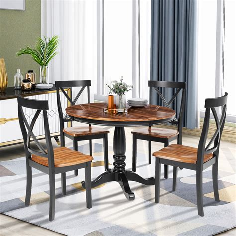 Round Wood Kitchen Table Sets Iphone Wallpapers Free Beautiful  HD Wallpapers, Images Over 1000+ [getprihce.gq]