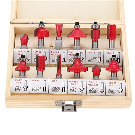 Router cutters for wood Image