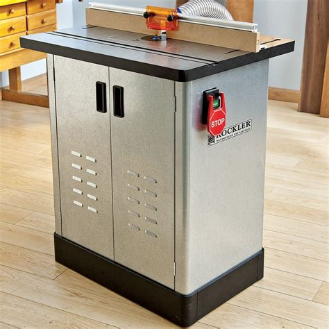 Router table cabinet Image
