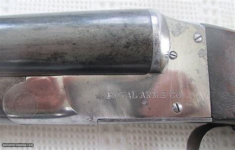 Royal Arms Shotgun