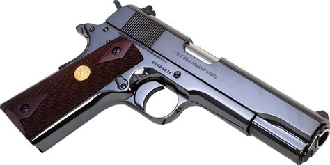 Royal Blue Colt 1911