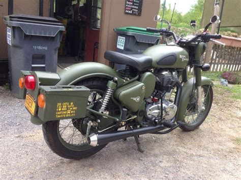Royal Enfield Ammo Cans