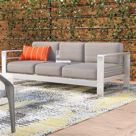 Royalston Patio Sofa