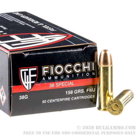 Rp 38 Special Ammo