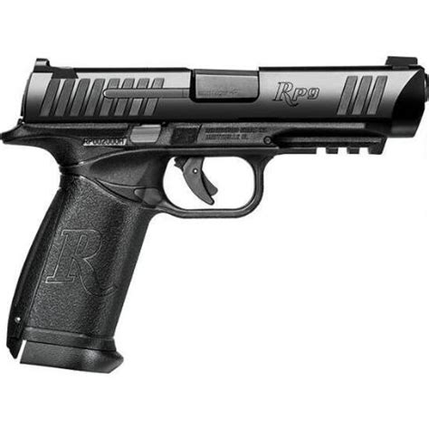 Rp9 9mm 4 5 Semi Auto Handguns 18 Round Black Remington 96466