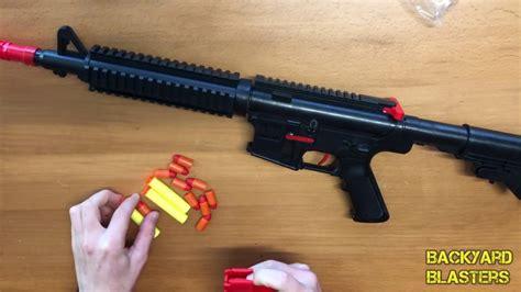 Rubber Bullet Assault Rifle