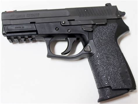 Rubber Grips For Sig Sauer Sp2022