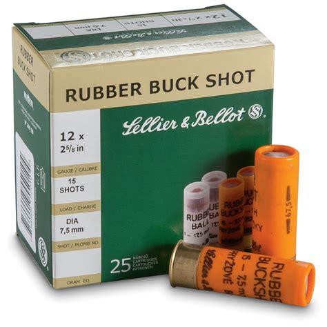 Rubber Shotgun Shells For Sale