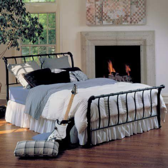 Ruder Sleigh Bed