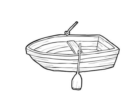 Ruderboot Malvorlage