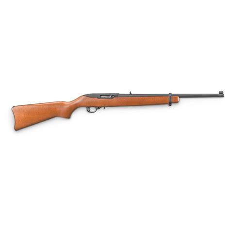 Ruger 10 22 22lr Rimfire Carbine Rifle Review