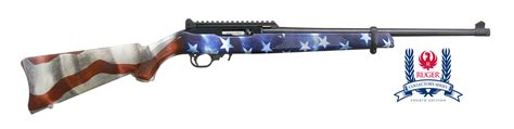 Ruger 10 22 American Flag Stock