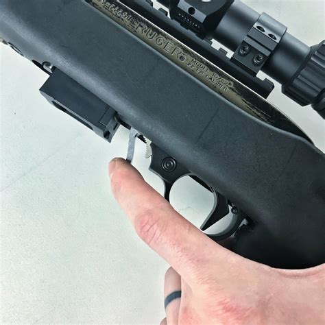Ruger 10 22 Auuto Bolt Release