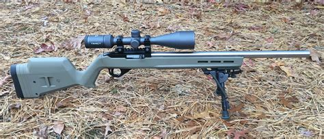 Ruger 10 22 Bipod For Magpul Stock