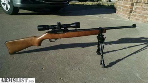 Ruger 10 22 Bipod Stock