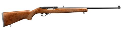 Ruger 10 22 Blued Wood 22 Deluxe Sporterstyle Stock