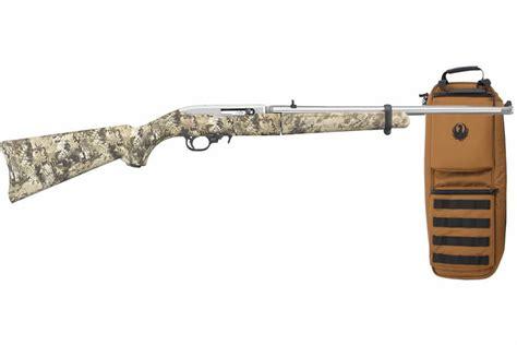 Ruger 10 22 Camo Takedown 22 Auto Rifle