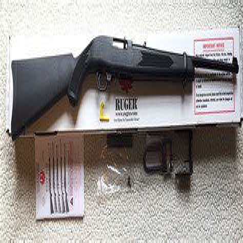 Ruger 10 22 Carbine Rifle 1151