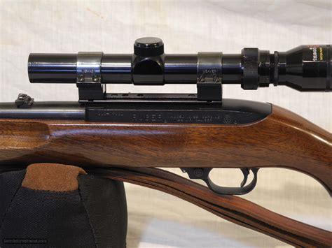 Ruger 10 22 Finger Groove Sporter Stock