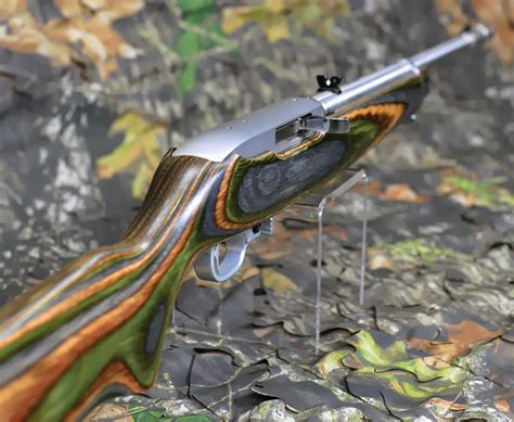 Ruger 10 22 Green Wood Stock