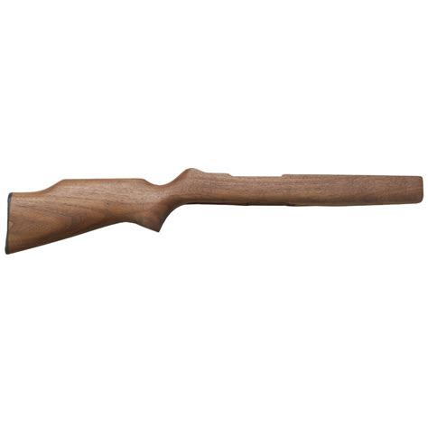 Ruger 10 22 Raised Youth Stock Sporter Wood Brown