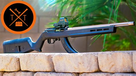 Ruger 10 22 Rifle Build