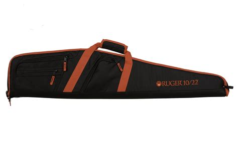 Ruger 10 22 Scoped Rifle Case Review