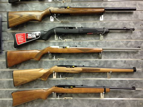 Ruger 10 22 Stainless Rifle 1149