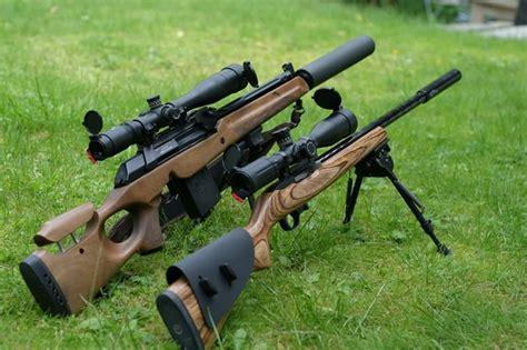 Ruger 10 22 Suppressed Sniper Rifle