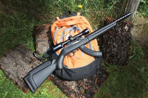 Ruger 10 22 Survival Rifle