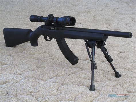 Ruger 10 22 Tactical Stock Bull Barrel