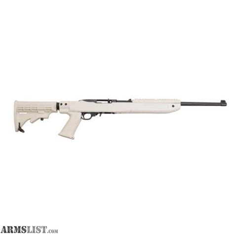 Ruger 10 22 Tapco Intrafuse 22 Lr Semiautomatic Rifle Youtube