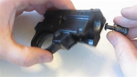 Ruger 10 22 Trigger Group Assembly Disassembly