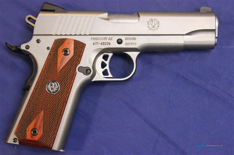 Ruger Ruger 1911 45 Acp Price.
