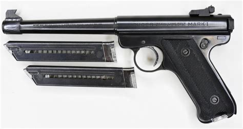 Ruger 22 Long Rifle Automatic Pistol Manual