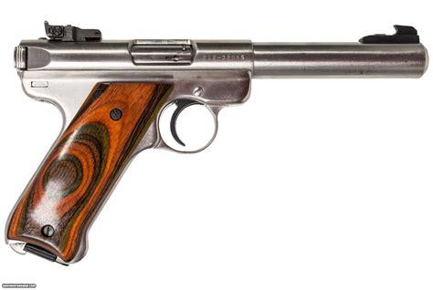 Ruger 22 Mark 2 Target Long Rifle