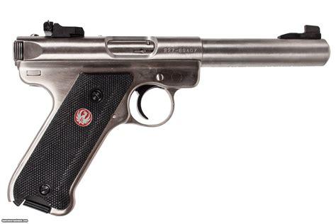 Ruger Ruger 22 Mark 3.