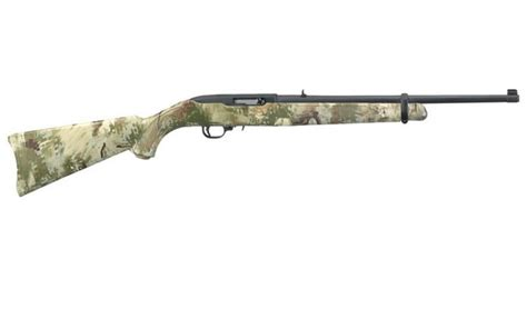 Ruger 22 Rifle Camo