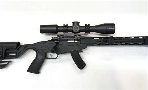 Ruger 22 Sniper Rifle