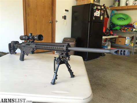 Ruger 243 Sniper Rifle