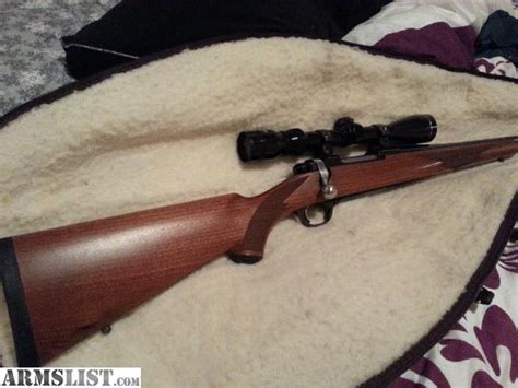 Ruger Ruger 243 Wood Stock.