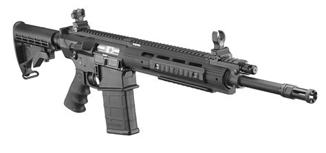 Ruger 308 Ar Rifle