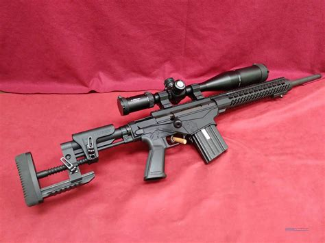 Ruger 308 Precision Rifle Scope