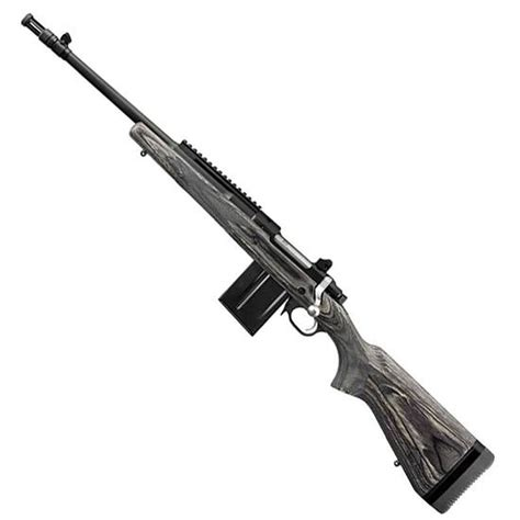 Ruger 308 Scout Rifle Left Hand