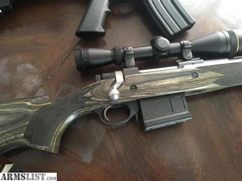 Ruger 308 Scout Rifle Scope Rings