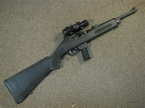 Ruger 40 Caliber Carbine Rifle