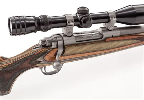 Ruger 460 Bolt Action Rifle