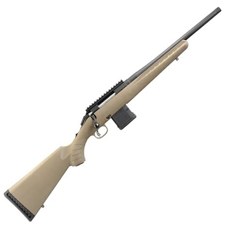 Ruger 5 56 Bolt Action Rifle