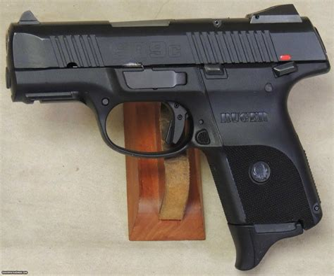 Ruger Ruger 9mm Acp.