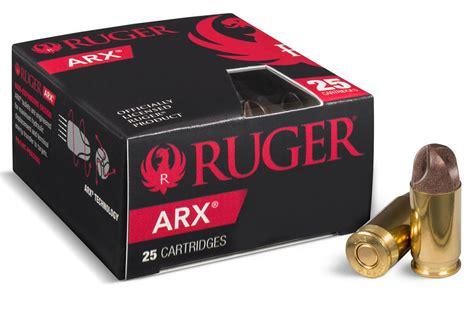 Ruger 9mm P ARX Ammunition Clark Armory